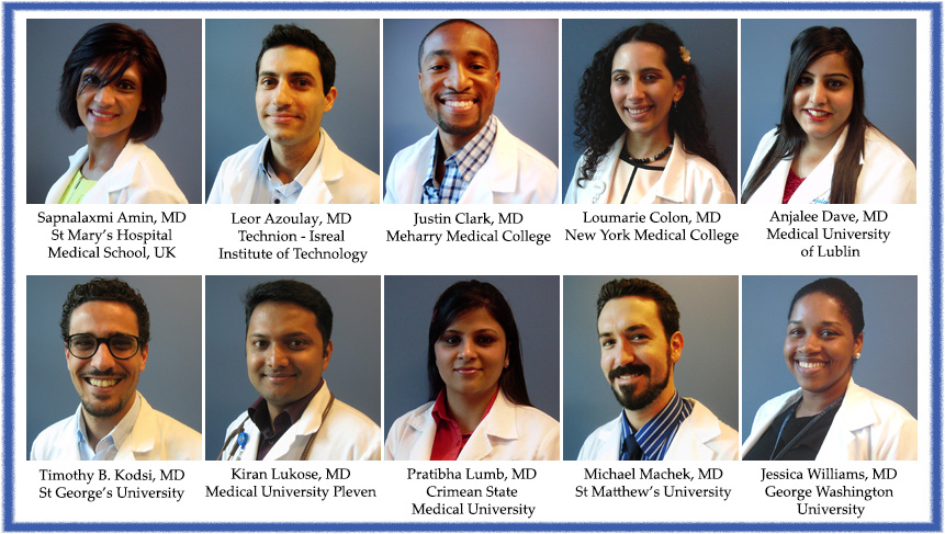 UF Family Medicine Residents Class of 2014-2015