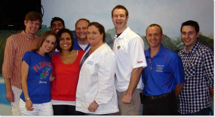 Family Medicine Residents and Faculty