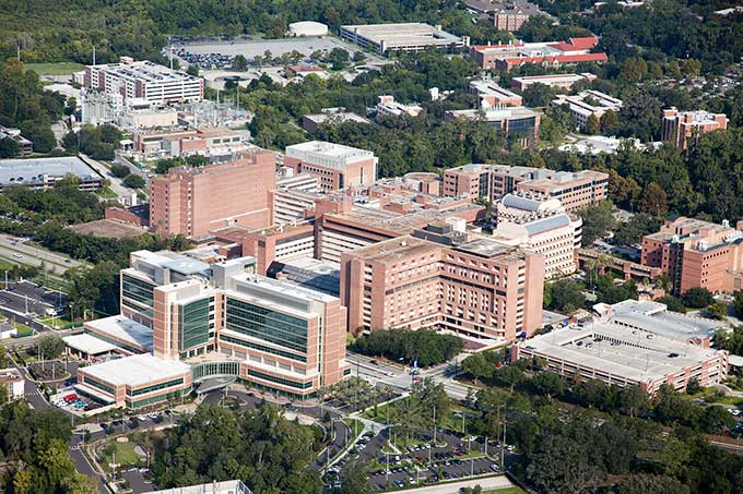 University of Florida Health and Shands Hospitals