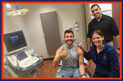 Sports Medicine Ultrasound Training