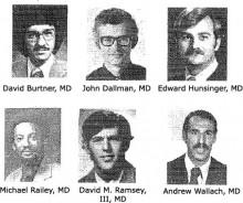 Family Medicine Residency Class of 1979
