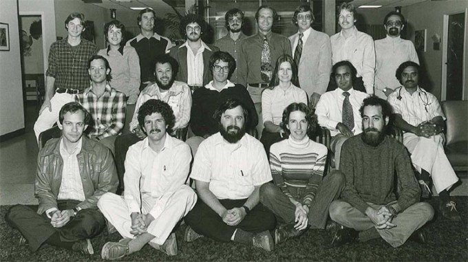 Family Medicine Residency Class of 1980