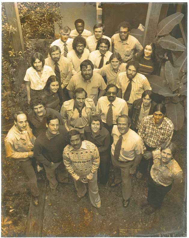 Family Medicine Residency Class of 1981