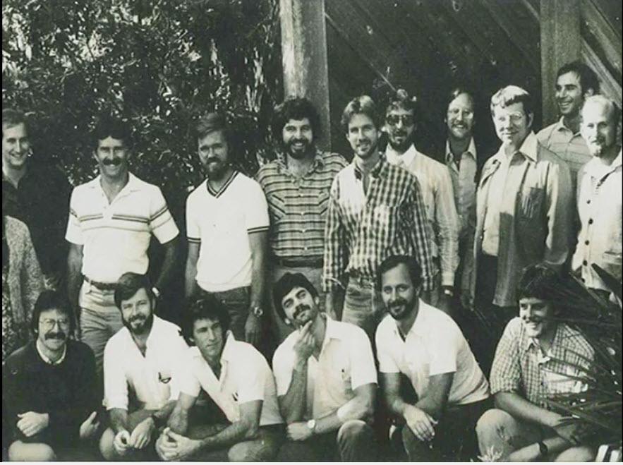 Family Medicine Residency Class of 1984