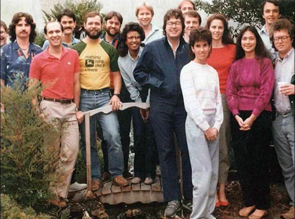 Family Medicine Residency Class of 1987