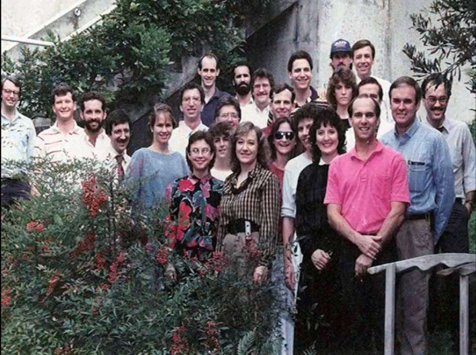 Family Medicine Residency Class of 1989