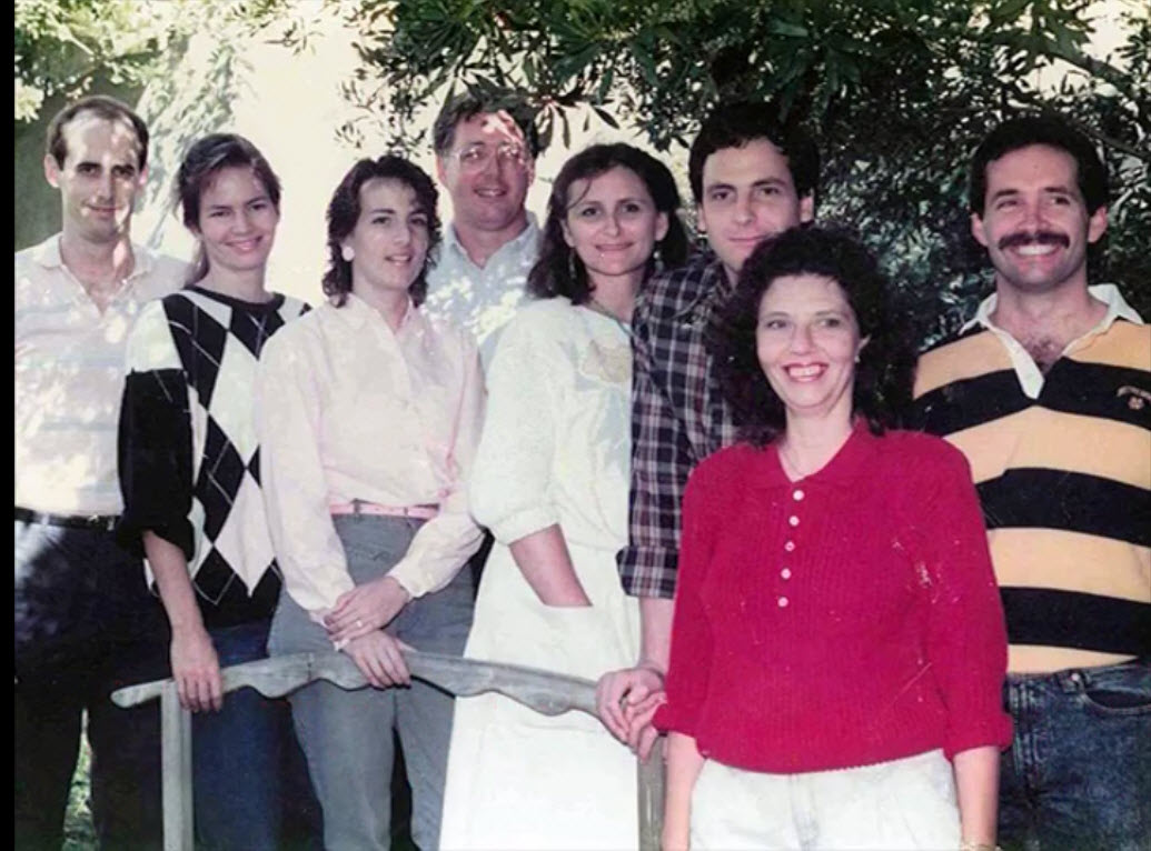 Family Medicine Residency Class of 1990