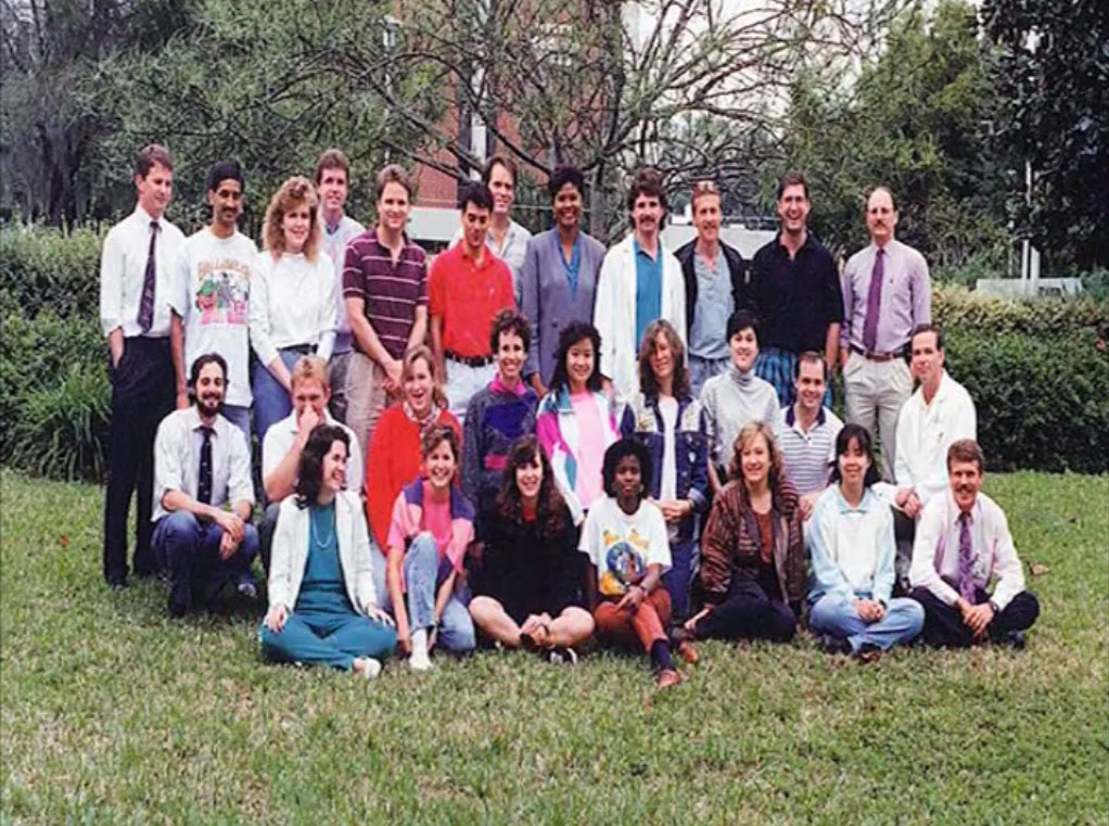 Family Medicine Residency Class of 1993