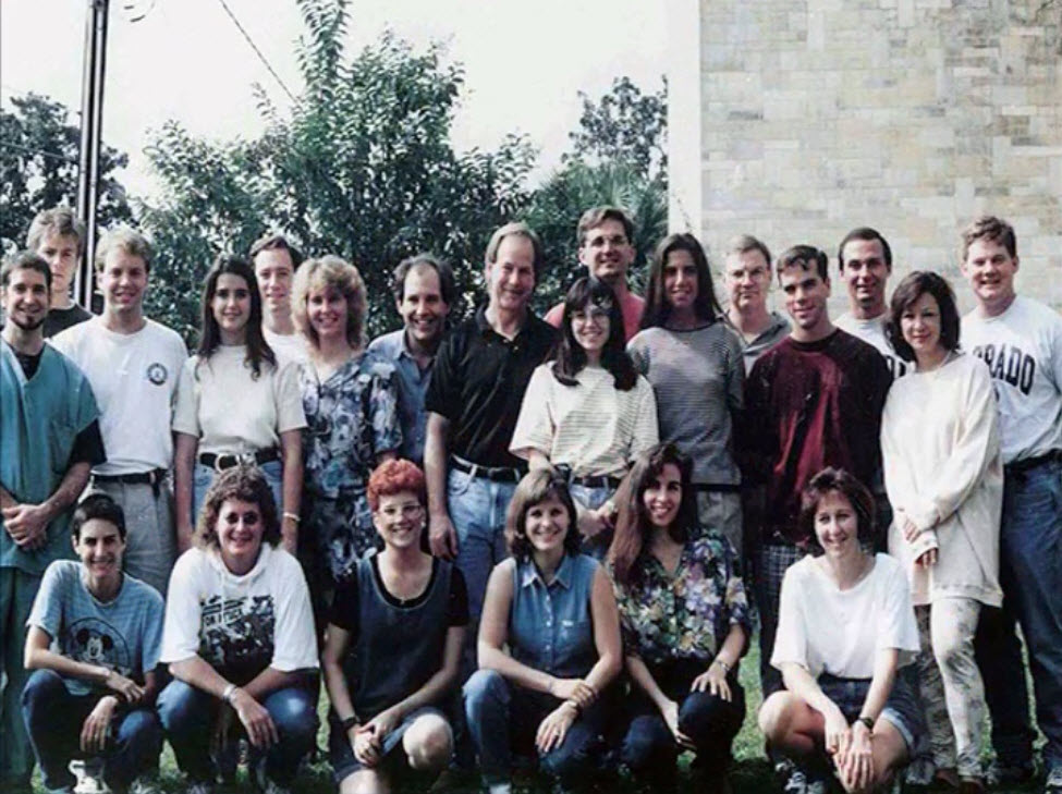Family Medicine Residency Class of 1996