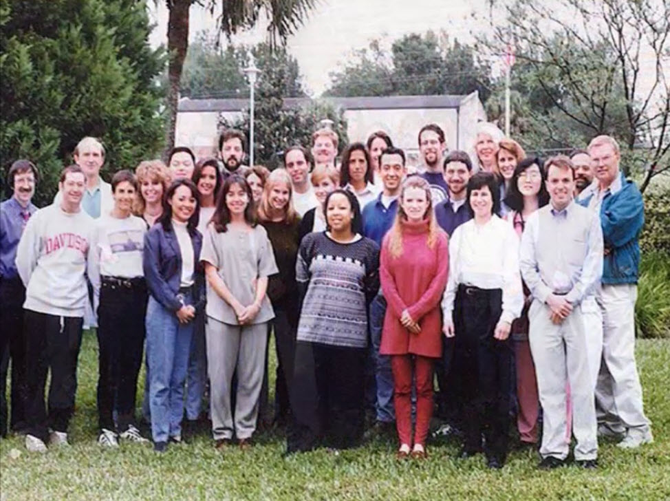 Family Medicine Residency Class of 1998