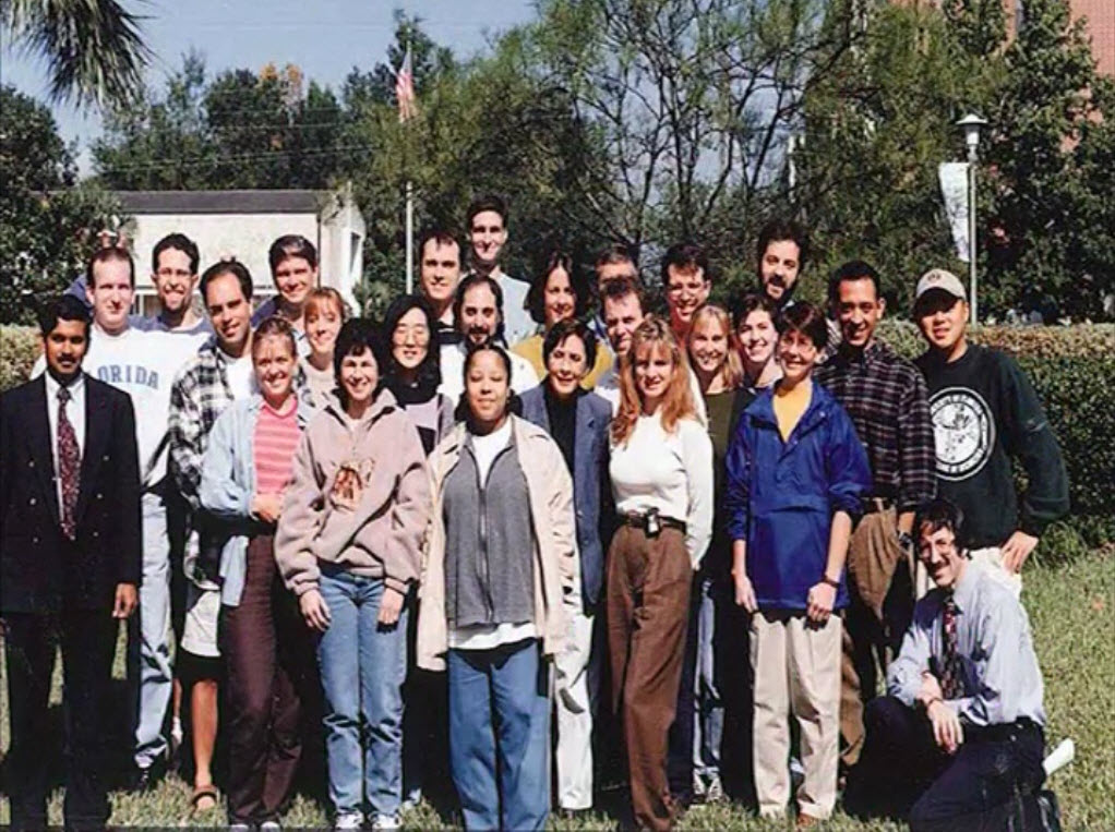 Family Medicine Residency Class of 1999