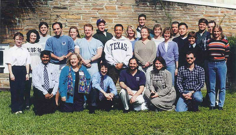 Family Medicine Residency Class of 2000