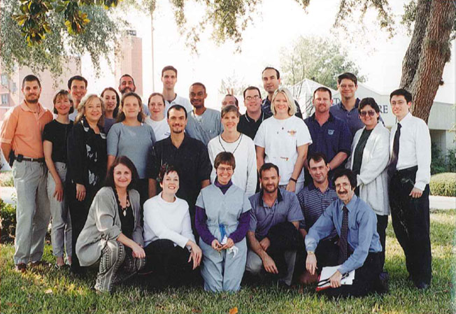 Family Medicine Residency Class of 2001