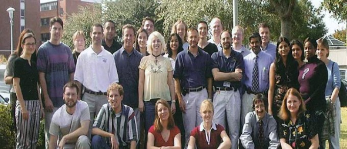 Family Medicine Residency Class of 2004