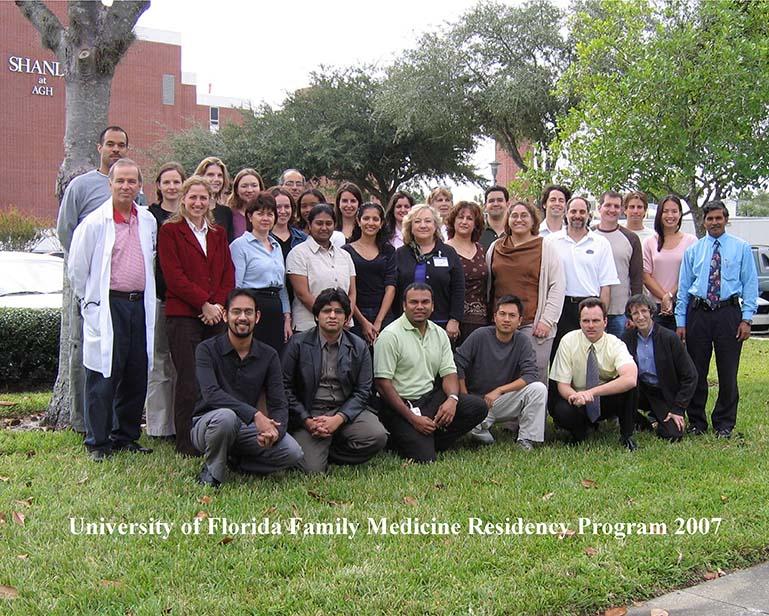 Family Medicine Class of 2007