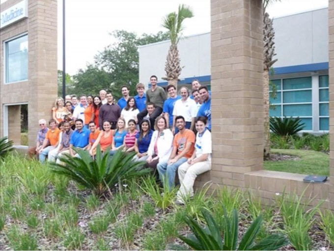 UF Family Medicine Residency Class of 2013